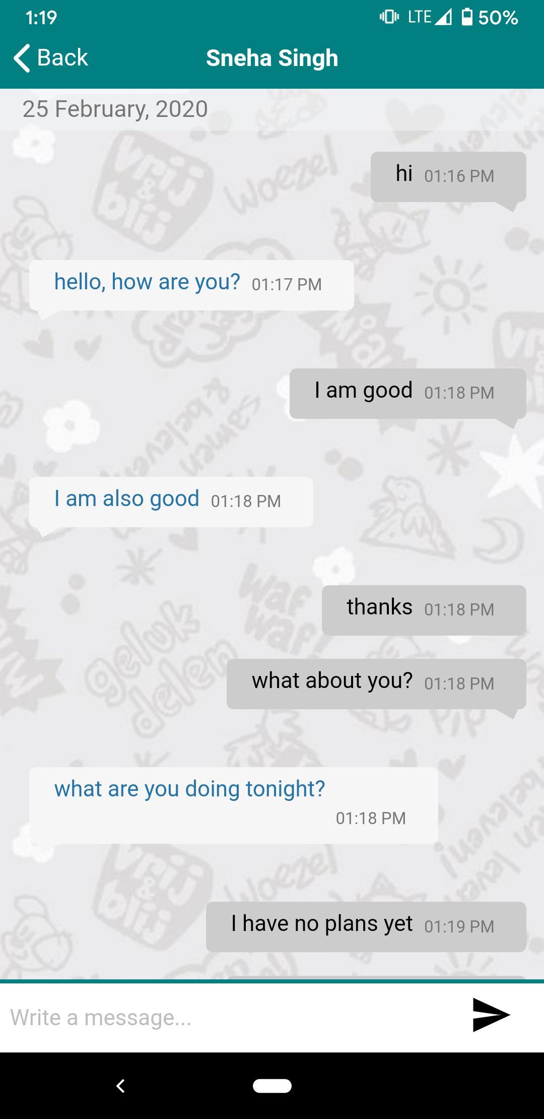Ionic 5 Dating App