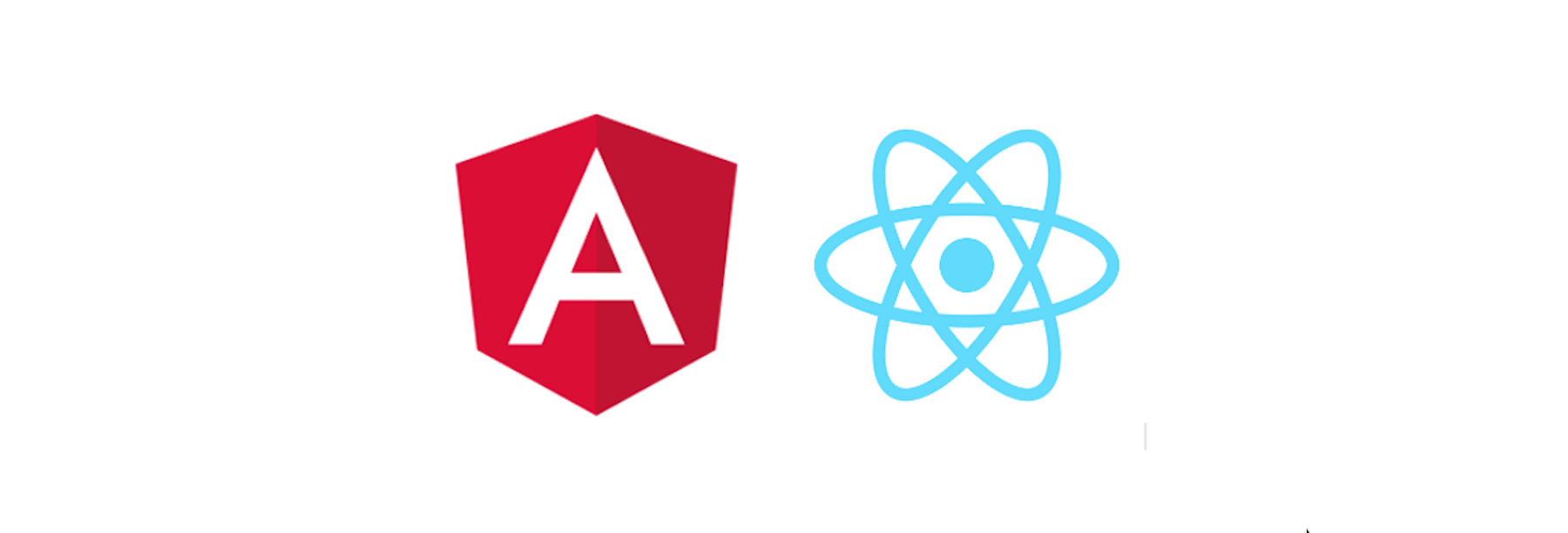 Comparison between Angular vs. ReactJS - Elvento Labs